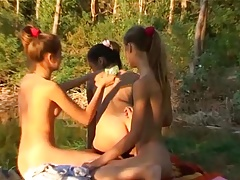 Masturbation, Outdoor, Russian, 18 Years Old Girls, Teens
