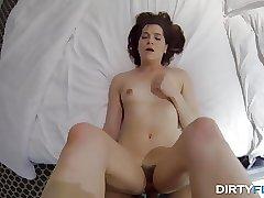 Obscene Flix - Gender a cute fissure cadet