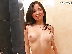 Teen, Fingering, Russian, Babe, Shower, Teens