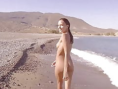 Beach, European, Striptease, Pornstar, Teens, Nudist