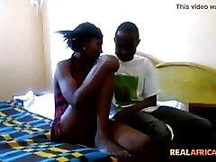 Cumshot, Kissing, African, Teens