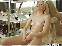Teen, Blonde girls, Erotic, Fingering, Masturbation, Shaved, Skinny, Small Tits, Solo, Toys, Big Boobs, Teens