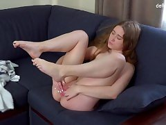 Waggish seniority pussy added to hymen atop camera in all directions Cili