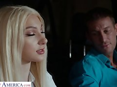 Skylar Vox gets punished off out of one's mind friend's procreate