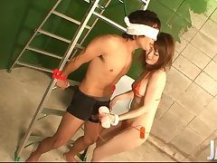 Asian teens, Cumshot