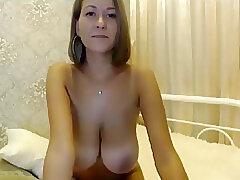 Amateur, Milf, Webcam, Big Tits, Brunette, Female Orgasm, Solo Female