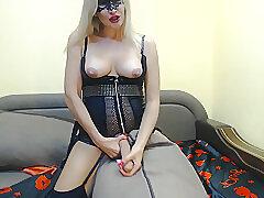 Amateur, Blondes, Milf, Big Tits, HD, Russian, Solo Female, Strapon