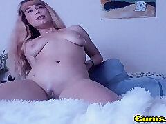 Amateur, Blondes, Milf, Webcam, Big Ass, Big Tits, HD, Solo Female, Toys