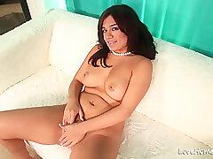 Amateur Sex, Big Cock, Milf, POV, cock, big-tits, brunette, creampie, hd, interracial