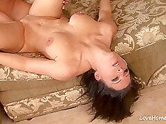 Amateur, Big Cock, Cumshot, Milf, cum, cock, big-tits, facial, hd