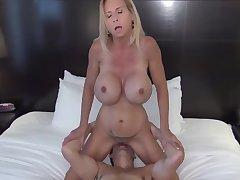 Big Cock, Blonde girls, Milf, cock, big-tits, cunnilingus, hd
