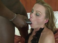 Big Cock, Blonde, Milf, cock, african, ebony, facial, interracial, swingers