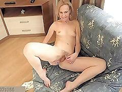 Amateur, Blondes, Milf, Fingering, Hairy, Russian, Skinny, Solo Female