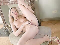 Amateur, Blondes, Milf, Big Tits, European, Fingering, German, Solo Female