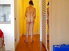 Amateur, Milf, Webcam, Big Tits, Brunette, European, Solo Female