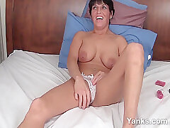 Amateur, Milf, big-tits, casting, piercing, solo-female
