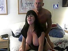 Amateur, Milf, Webcam, Big Tits, Brunette