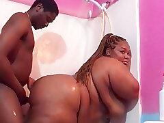 Amateur, Big Cock, Milf, Cock, BBW, Big Tits, Ebony, Female Orgasm, HD, Interracial
