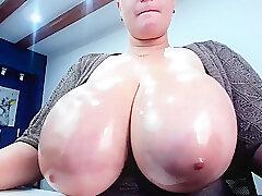 Blondes, Masturbation, Milf, Webcam, American, BBW, Big Tits