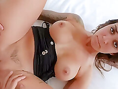 Amateur, Big Cock, Cumshot, Milf, cum, cock, american, big-ass, big-tits, brunette, creampie, deepthroat, tattoo