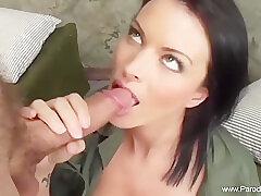 Amateur, Big Cock, Milf, Handjob, Cock, Brunette, HD