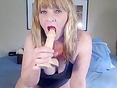 Mature, Fetish, Milf, Big Tits, Lingerie, Smoking, Solo Female, Toys