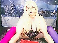 Amateur, Milf, Webcam, BBW, Big Ass, Big Tits, HD, Solo Female, Stockings, Toys
