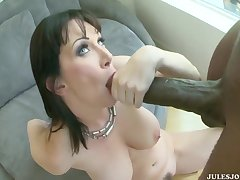 Rayveness - #blowjob #deepthroat #milf #interracial #black