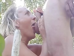 Blondes, Milf, Deepthroat, Italian, Outdoor