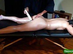 Milf, HD, Massage, Toys