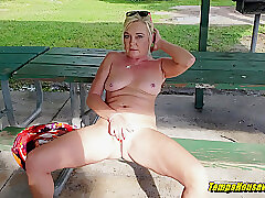 Blonde, Blowjob, Milf, close-up, compilation, creampie, doggystyle, female-orgasm, public