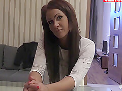 Amateur, Milf, Webcam, big-ass, brunette, casting, fingering, solo-female, toys