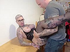 Amateur, Blondes, Cumshot, Milf, Cum, Big Tits, Cuckold, Facial, German, HD, Stockings, Tattoo