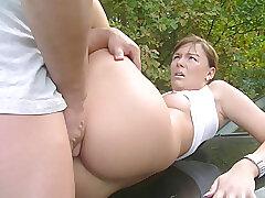 Amateur, Anal, Cumshot, Milf, Cum, Big Ass, Big Tits, Creampie, Deepthroat, German, HD, Outdoor