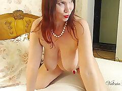 Amateur, Milf, Webcam, Big Tits, Solo Female, Stockings, Toys