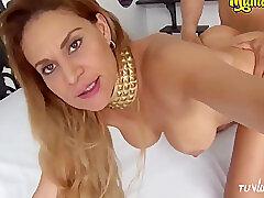 Amateur, Milf, POV, Webcam, big-tits, colombian, latina
