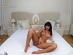 Amateur, Milf, Webcam, Big Ass, Big Tits, Brunette, HD, Solo Female, Tattoo