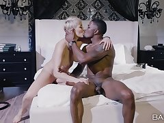 Big Cock, Blonde, Milf, cock, hd, hairy, interracial, pornstar