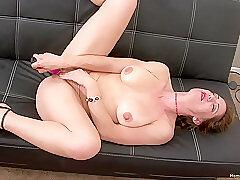 Amateur, Anal, Milf, Big Tits, Brunette, HD, Solo Female, Toys