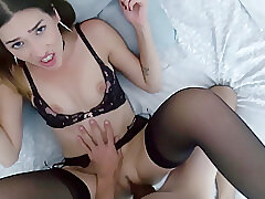 Amateur, Big Cock, Cumshot, Milf, POV, Teens, cum, cock, big-ass, brunette, creampie, deepthroat, german, hd, stockings