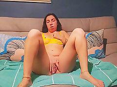 Amateur, Milf, Small Tits, brunette, couple, hd, latina, solo-female