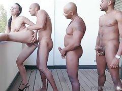 Big Cock, Milf, Group Sex, Cock, Sex, Big Ass, Big Tits, HD, Interracial