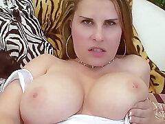 Amateur, Cumshot, Milf, Cum, Big Tits, German