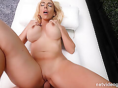Amateur, Big Cock, Blonde, Milf, POV, cock, big-tits, casting, cunnilingus, hd, shaved