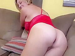 Amateur, Blonde, Fetish, Milf, POV, big-tits, foot-fetish, hd