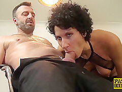 Amateur, Fetish, Milf, bdsm, brunette, deepthroat, hd, stockings