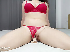 Amateur, Hardcore, Milf, Threesome, Big Ass, Big Tits, Female Orgasm, HD, Solo Female, Toys
