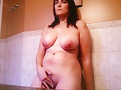 Susan Is Masturbating Changeless All over Get under one's Wash one's hands