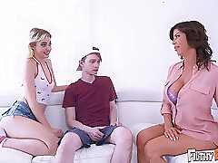 Hot Milf Mating Added to Squirting Briefing