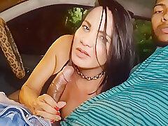 Amateur, Big Cock, Milf, POV, Cock, Big Tits, Brazilian, Brunette, HD, Tattoo